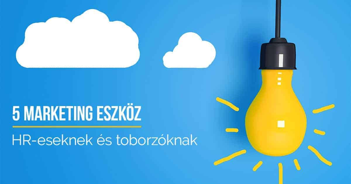HR marketing eszközök